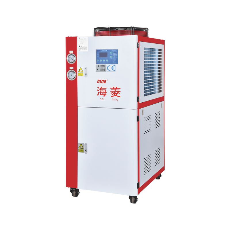 manufacturer for water chiller machinenay-air cooled  and can customized 3 ℃-35 ℃