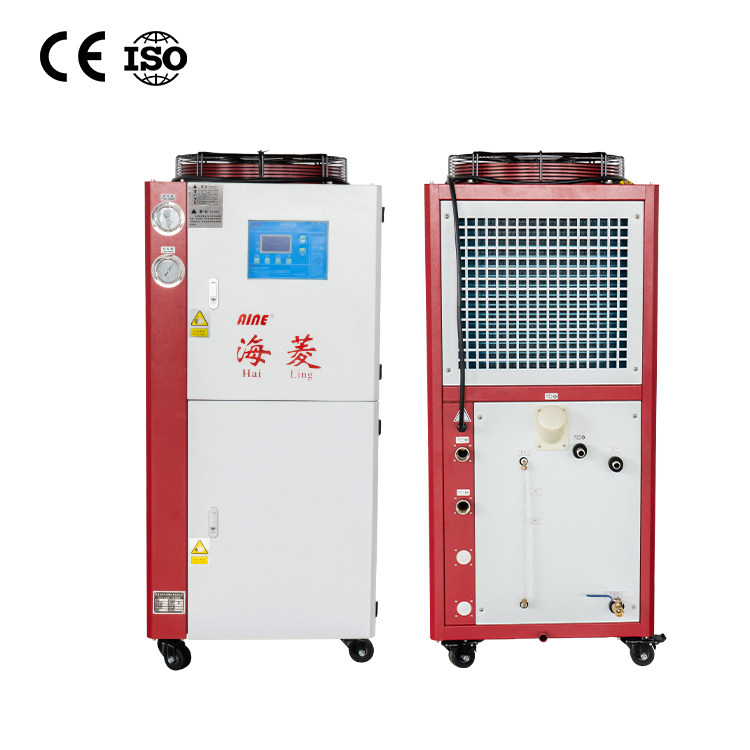 10HP Water Chiller Industrial Air Cooled Chiller For Industrial Refrigeration