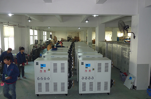 water cooled industrial chiller from professional factory