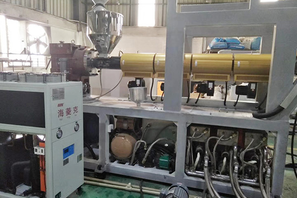 industrial chiller for injection mold