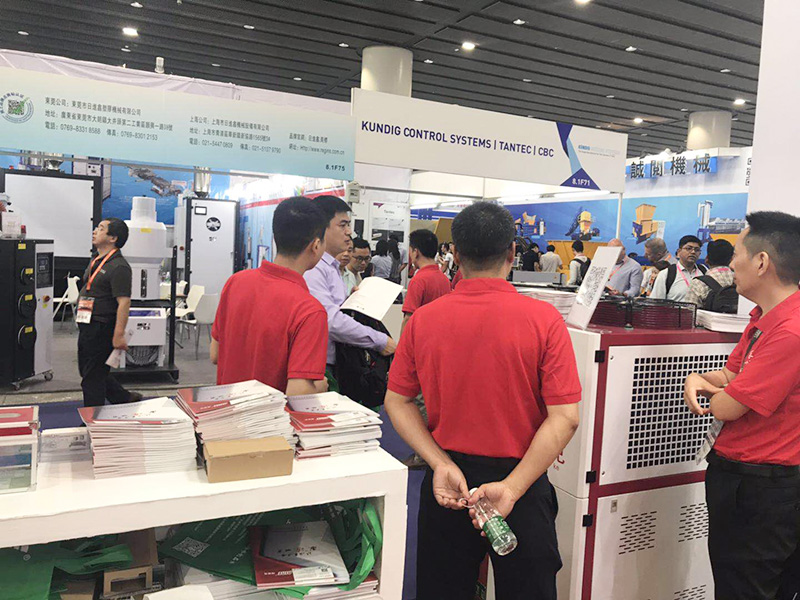 Meet Hlkchiller on CHINAPLAS2019,Our booth no is 8.1 J71