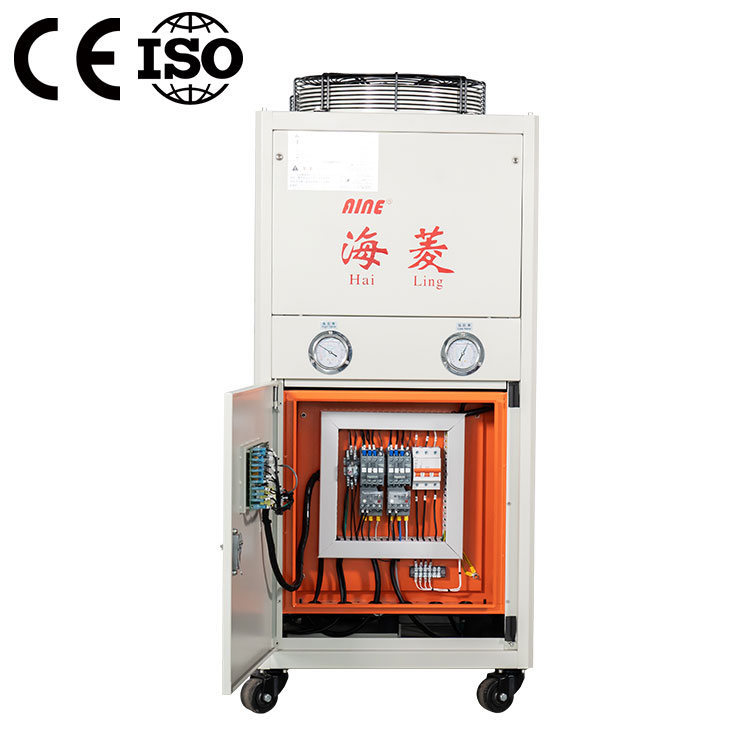 16KW cheap price industrial air chiller for welding factory from best chiller supplier