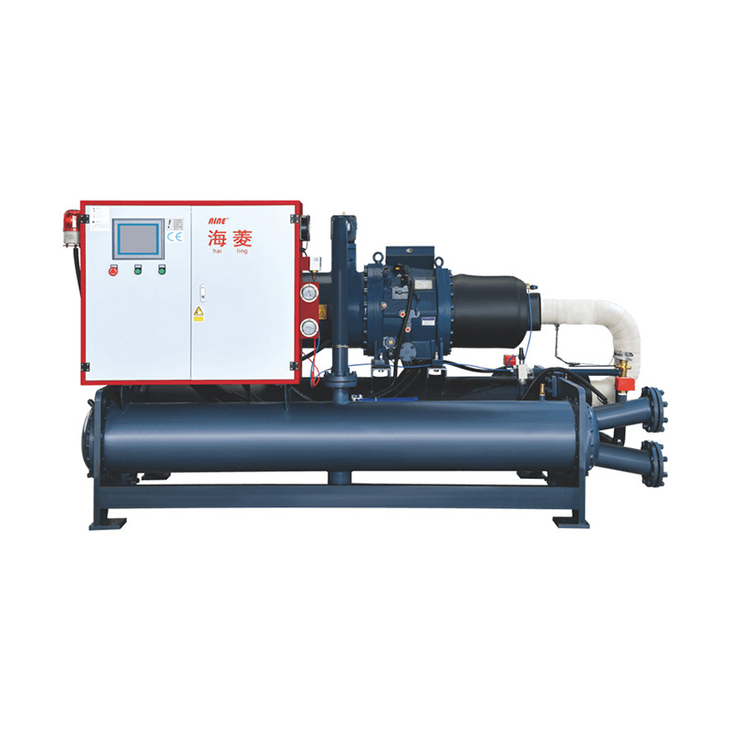 water cooled screw unit factory price HL-1100WD